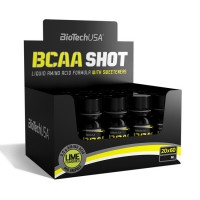 Bcaa Shot Zero Carb 20x60 ml