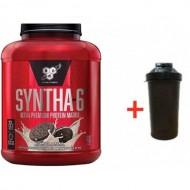 Комплект BSN - Syntha-6 (2.27 кг) + Шейкер  (90891)