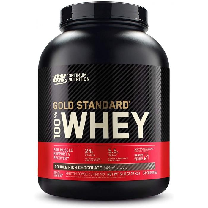 100% Whey Gold Standard (2273 грамм)