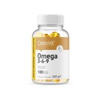OstroVit Omega 3-6-9 - 180 капсул