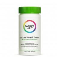 Rainbow Light Active Health Teen with Derma Complex - 90 таблеток