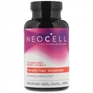 NeoCell Keratin Hair Volumizer - 60 капсул