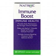 Natrol Immune Boost - 30 капсул