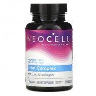 NeoCell Joint Complet collagen type 2 hyaluronic acid 120 капсул