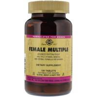 Solgar Female Multiple 120 tabs