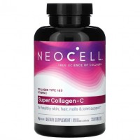 NeoCell Super Collagen + C - 250 таблеток