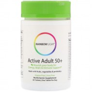 Rainbow Light Active Adult 50+ - 30 таблеток