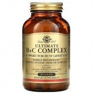 Solgar Ultimate B+C Complex - 90 таблеток