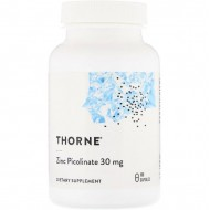 Thorne Research Zinc Picolinate 30 mg - 180 капсул