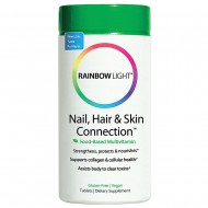 Rainbow Light Nail, Hair & Skin Connection - 60 таблеток