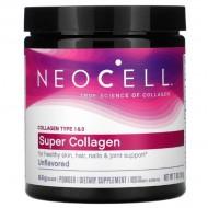 Супер Коллаген, Тип 1&3, NeoCell, 7 Унций (198 Грамм)
