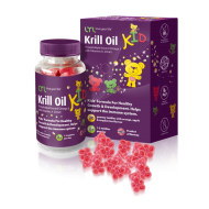 LYL love your life® Krill Oil Gummies - 30 ведмежат