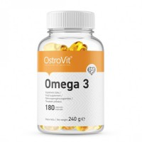 Ostrovit Omega 3 - 180 капсул
