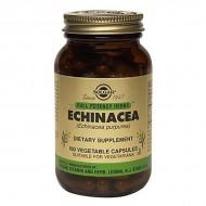 Solgar Эхинацея экстракт, Echinacea Herb, 100 капсул (SOL03870)