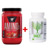 Комплект BSN –Amino x 30 порций + Universal Daily formula 100 табл
