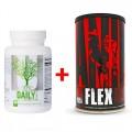 Комплект Universal Nutrition Daily Formula (100 таб) + Animal Flex (44 пак)