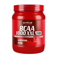 BCAA 1000 XXL 240 Таблеток