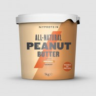 Peanut Butter Natural - Crunchy (1кг)