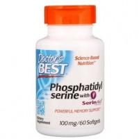 Phosphatidylserine 100 Мг (60 Капсул)