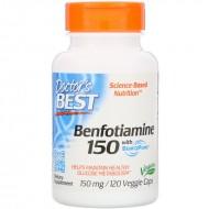 Benfotiamine (120 капсул)