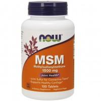 МСМ 1500 мг (100 Таблеток)