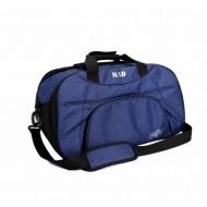 Женская спорт сумка MAD Blaze Синяя (30 л)