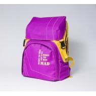 Рюкзак MAD Urban Желто-фиолетовый (22 л)