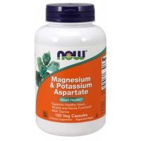 Magnesium & Potassium Aspartate 120 капсул