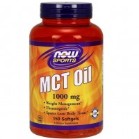 MCT Oil 1000 мг (150 капсул)