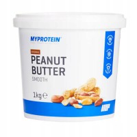 Peanut Butter Natural - Smooth (1кг)