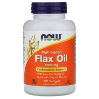 Flax Oil 1000 мг (120 капсул)