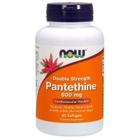 Pantethine 600MG 60 капсул