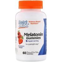 Melatonin Gummies 5 мг (60 конфет)
