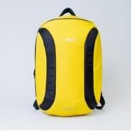 Городской спортивный рюкзак унисекс MAD Twiltex  Желтый RTW20 (12л)