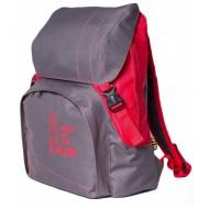 Рюкзак MAD Urban Серо-красный (22 л)