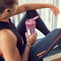 SmartShake Original2Go One Deep Rose Pink (800 мл)