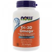 Tri-3D Omega (90 капсул)
