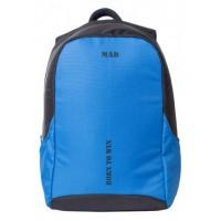 Рюкзак антивор MAD Booster Черно-синий RBO8050 (20 л)