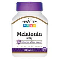 Melatonin 5 mg (120 таблеток)