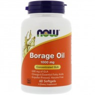 Borage Oil 1000 mg (60 Капсул)