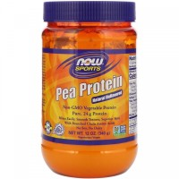 Pea Protein Unflavored 12 Oz (340 г)