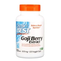 Goji Berry Extract 600 мг (120 капсул)