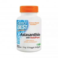Astaxanthin AstaPure (30 капсул)