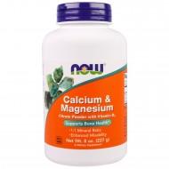 Calcium & Magnesium (227 г)