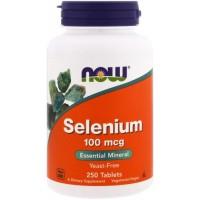 SELENIUM 100 мкг (250 таблеток)