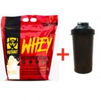 Комплект Mutant Whey  (4,54 кг) + ШЕЙКЕР