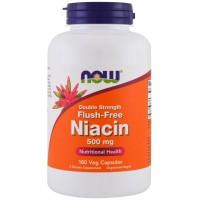 FLUSH FREE NIACIN 500mg 180 Капсул