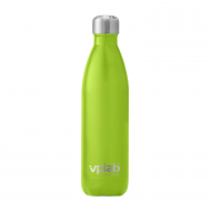 Metal water bottle Lime (500 мл)