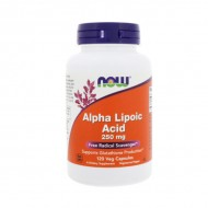 Alpha Lipoic Acid 250 mg (120 veg капсулы)