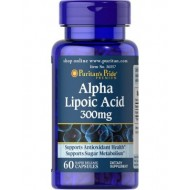 Alpha Lipoic Acid 300 mg (60 капсул)